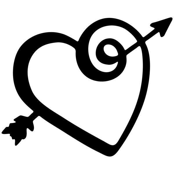Wandtattoos: Liebe 18