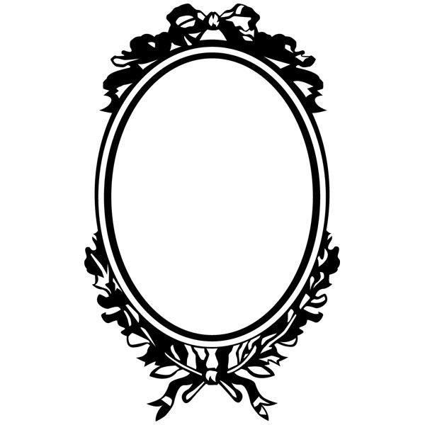 Wandtattoos: Spiegel