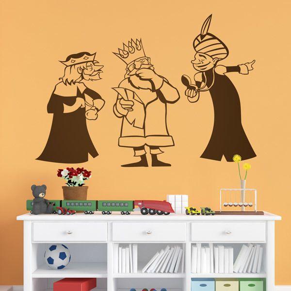 Wandtattoos: Die Könige
