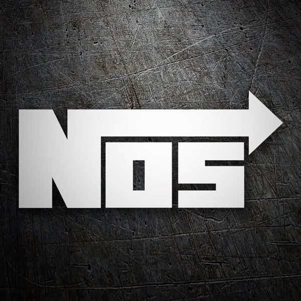 Aufkleber: Nos