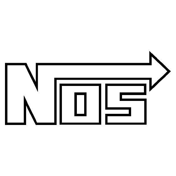 Aufkleber: Nos2