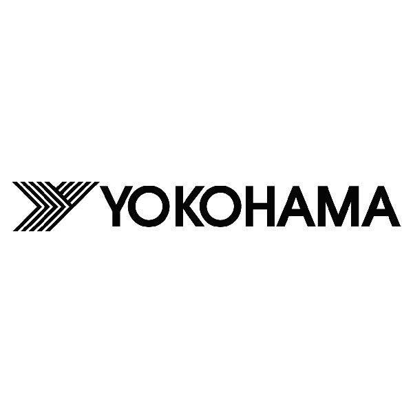 Aufkleber: Yokohama