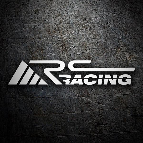Aufkleber:  A Racing C