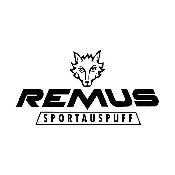 Aufkleber: Remus