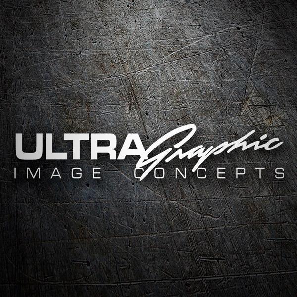 Aufkleber: ULTRA Graphic