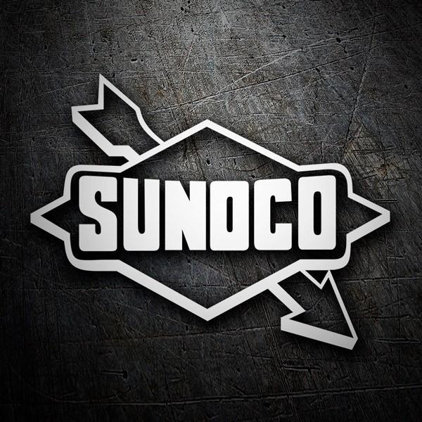 Aufkleber: Sunoco