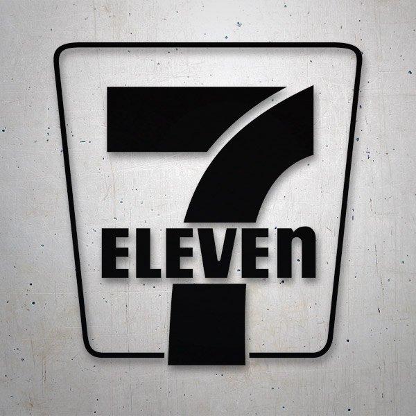 Aufkleber: Eleven