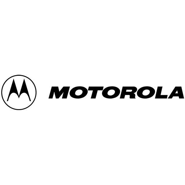 Aufkleber: Motorola