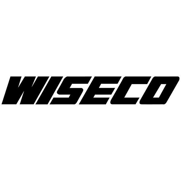 Aufkleber: Wiseco
