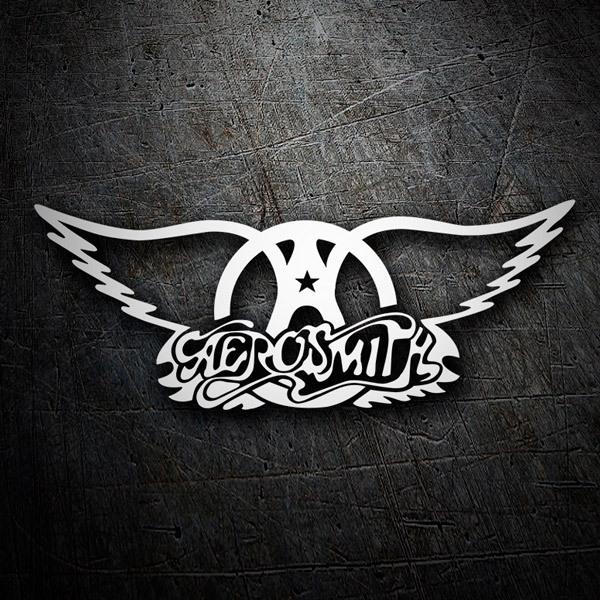 Aufkleber: Aerosmith
