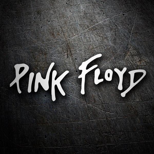 Aufkleber: Pink Floyd