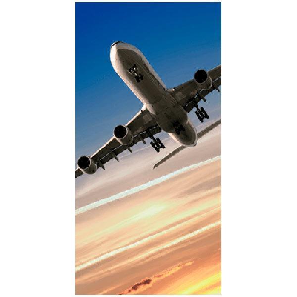 Wandtattoos: Flugzeug