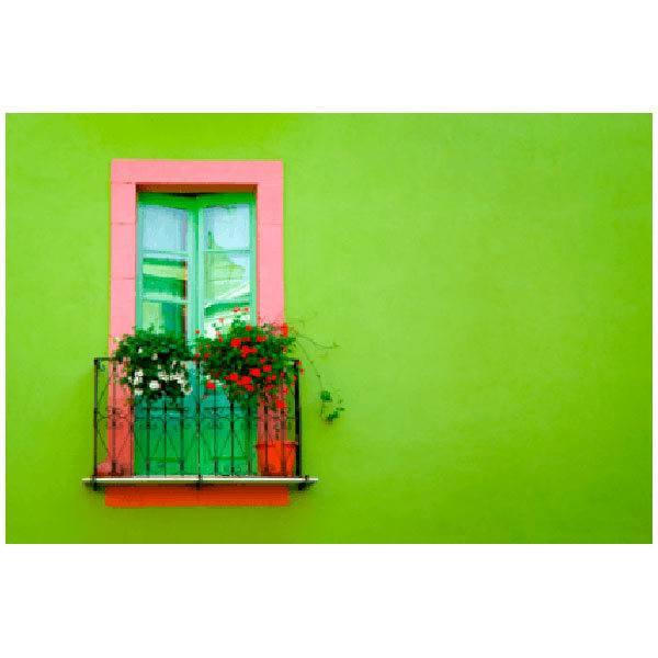 Wandtattoos: Fassade