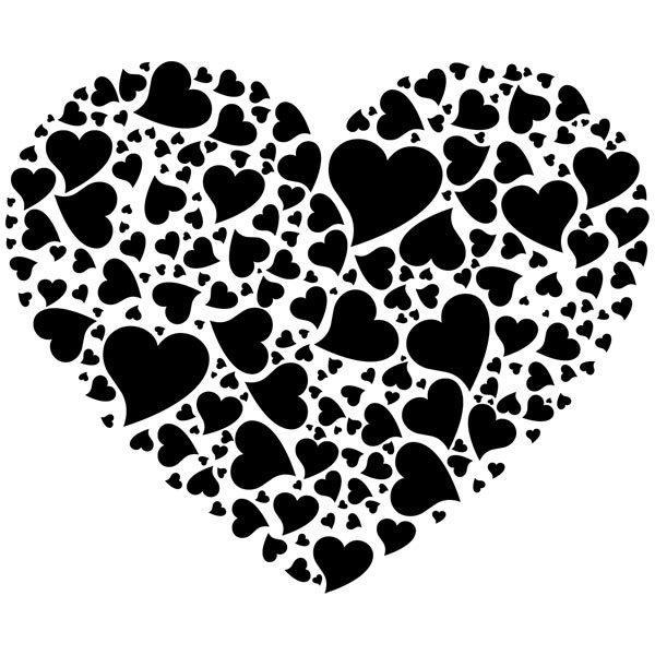 Wandtattoos: Loving