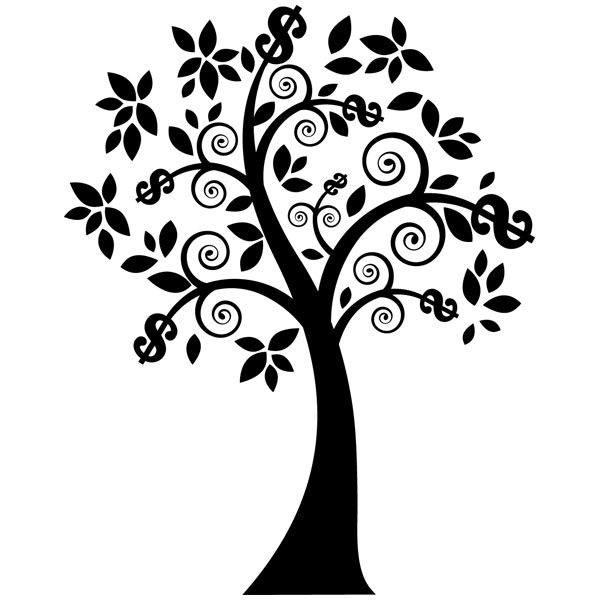 Wandtattoos: Baum 2