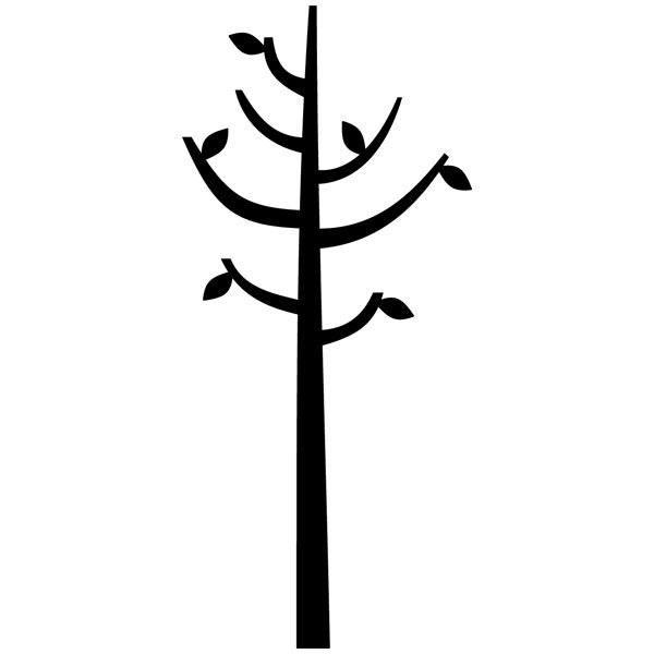 Wandtattoos: Árbol Percha