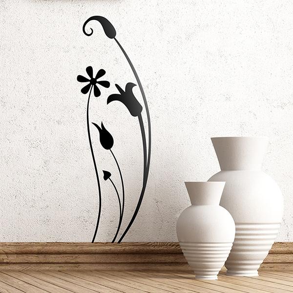 Wandtattoos: Floral 161