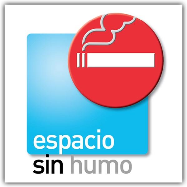 Aufkleber: Rauchfrei 4