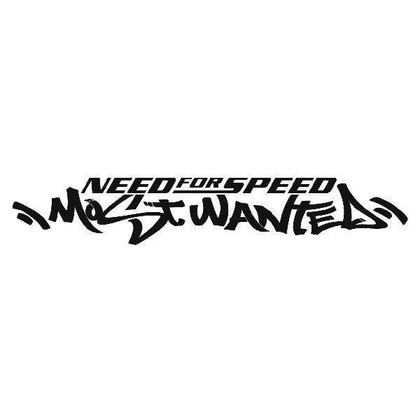 Aufkleber: NFS Most Wanted