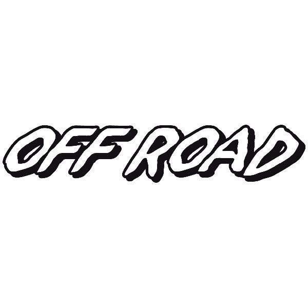 Aufkleber: OfRoad1