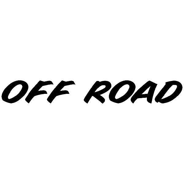 Aufkleber: OfRoad4