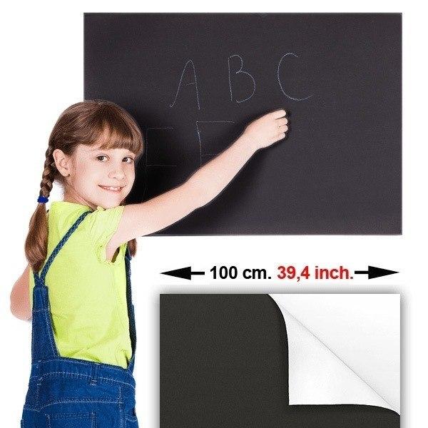 Wandtattoos: Tafelfolie 100 cm