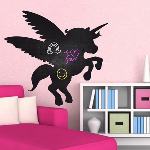 Kinderzimmer Wandtattoo: Unicorn