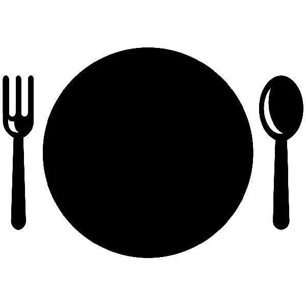 Wandtattoos: Eat