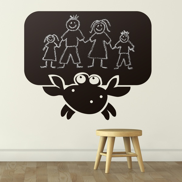 Kinderzimmer Wandtattoo: Cranck