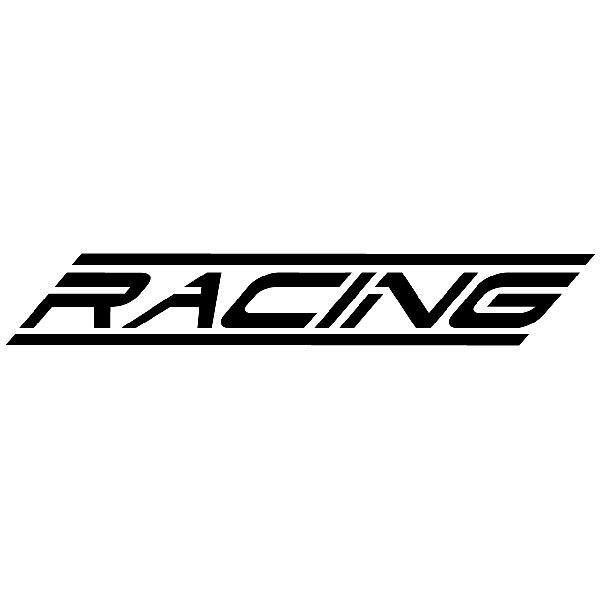 Aufkleber: racing1