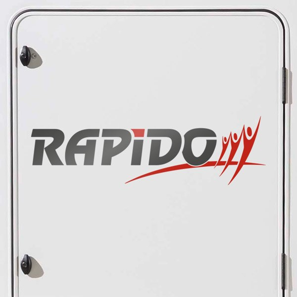 Aufkleber: Rapido 2