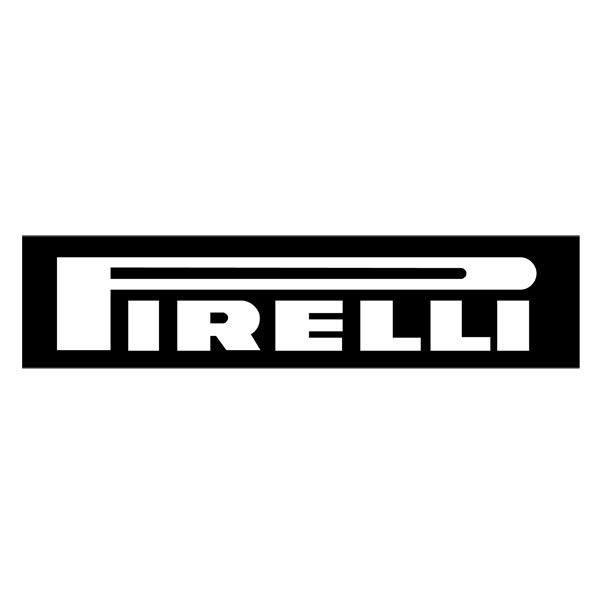 Aufkleber: Pirelli