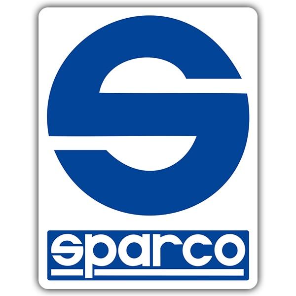 Aufkleber: Sparco