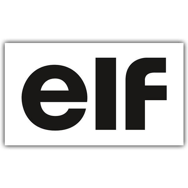 Aufkleber: Elf