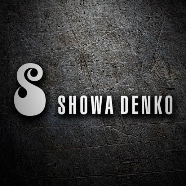 Aufkleber: Showa Denko