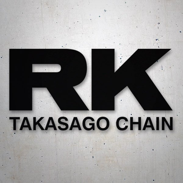 Aufkleber: RK Takasago Chain