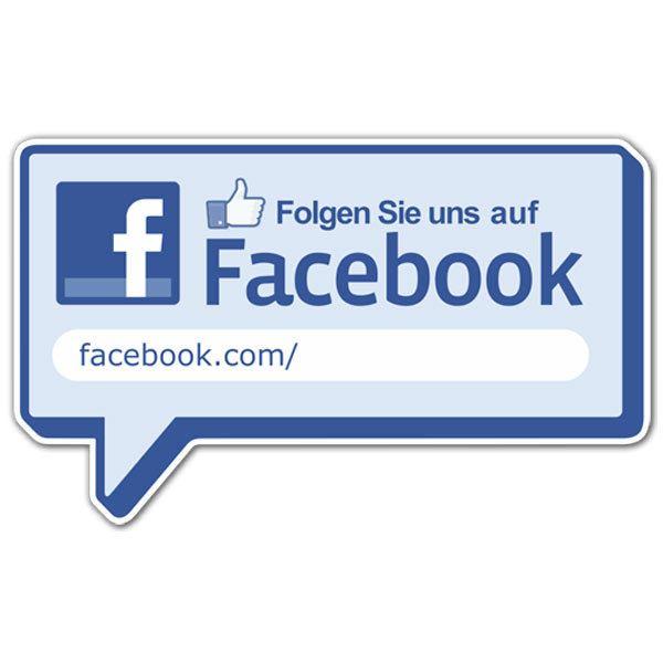 Wandtattoos: Folgen Sie uns auf Facebook