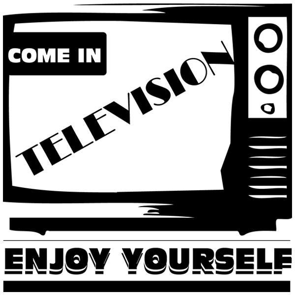 Wandtattoos: TV