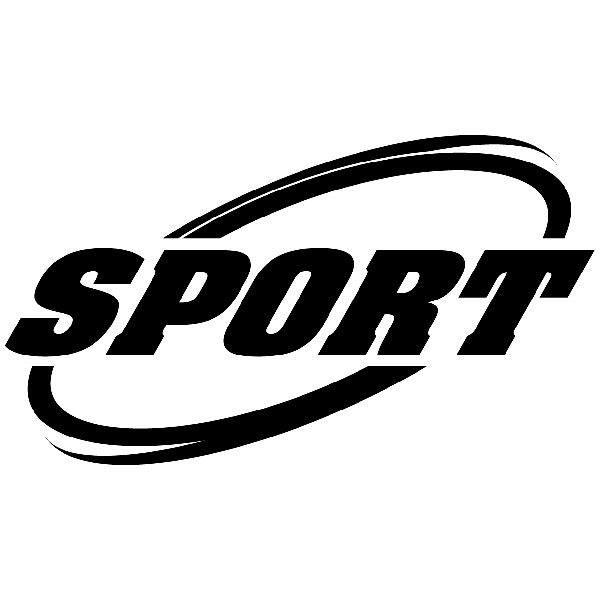 Aufkleber: Sport16