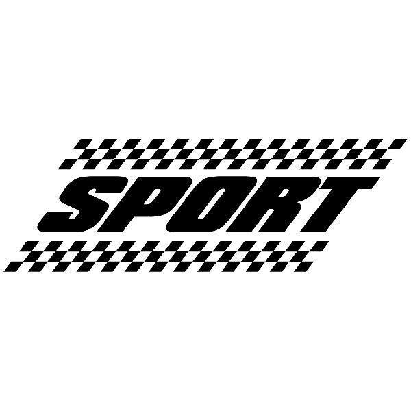 Aufkleber: Sport18