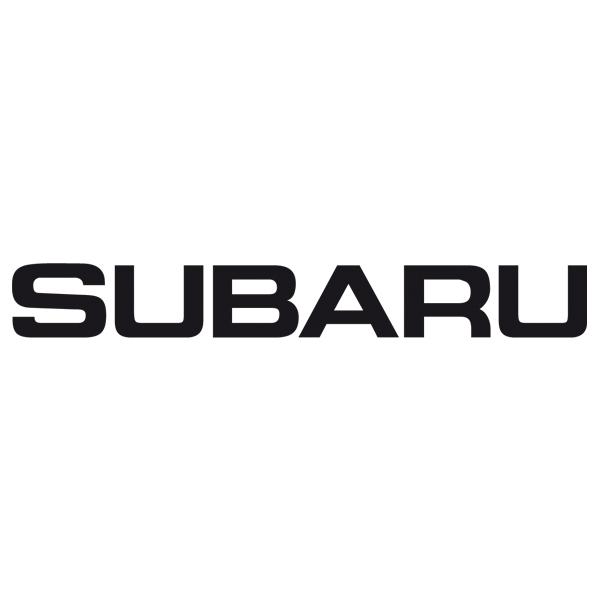 Aufkleber: Subaru