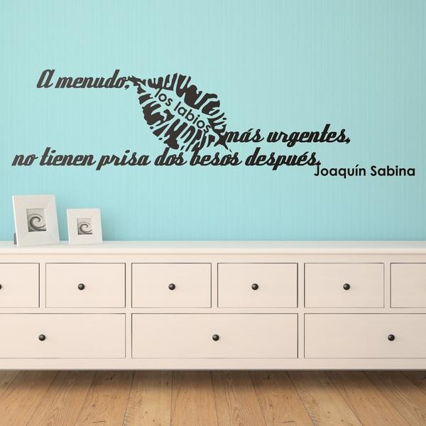 Wandtattoos: Sabina Lips