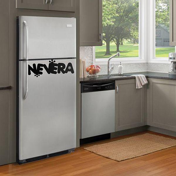 Wandtattoos: Refrigerador03