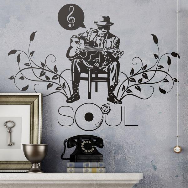 Wandtattoos: Soul