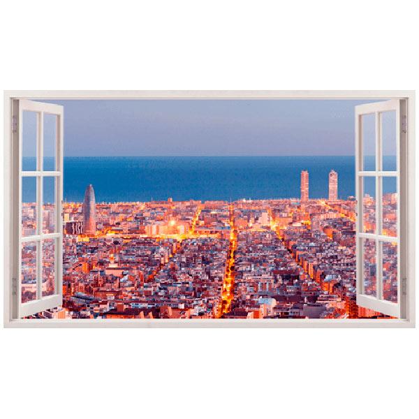 Wandtattoos: Übersicht über Barcelona