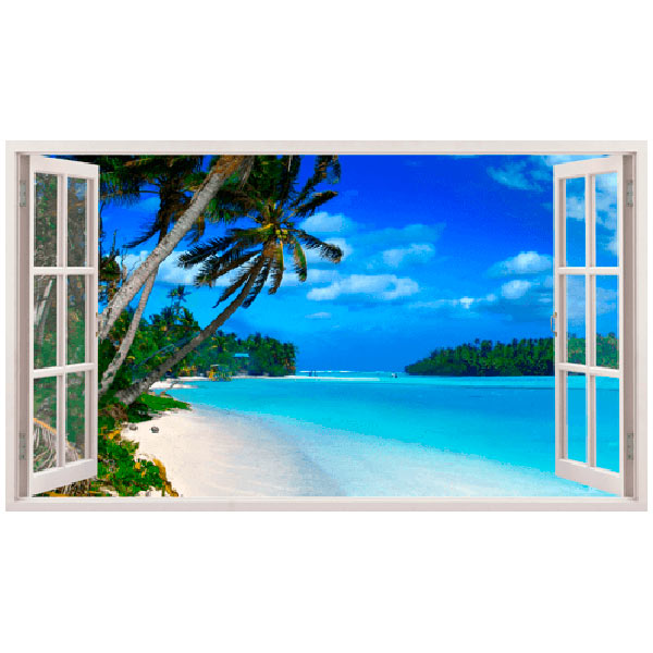 Wandtattoos: Panorama Punta Cana