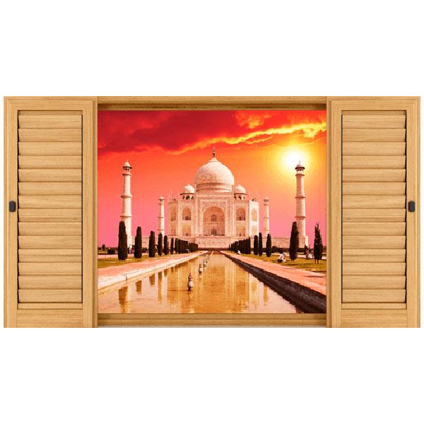 Wandtattoos: Taj Mahal
