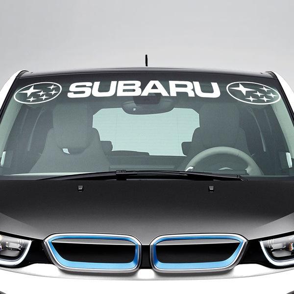 Aufkleber: Parasol Subaru