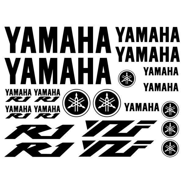 Aufkleber: Yamaha R1