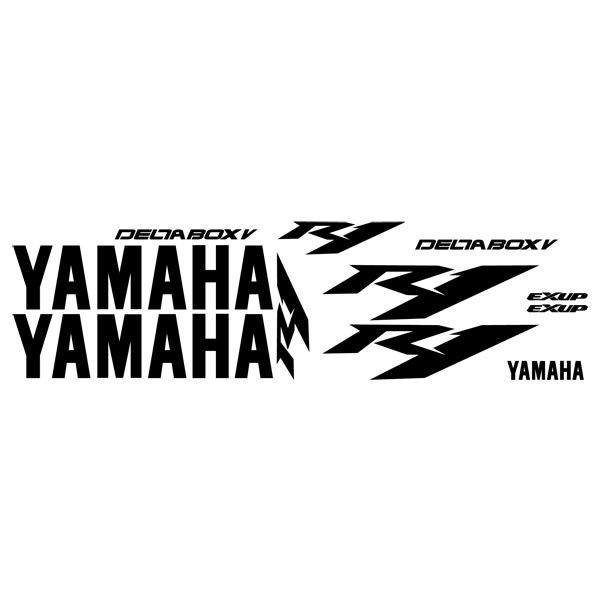 Aufkleber: YZF R1 2004